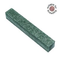 Kirinite Green Stardust Glitter pen blank